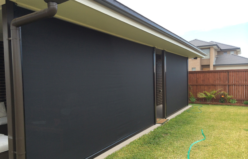 QLD SHADES - Outdoor Blinds Brisbane and Awnings Specialists